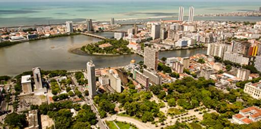 Natal para Recife