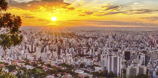 Ouro Preto para Belo Horizonte