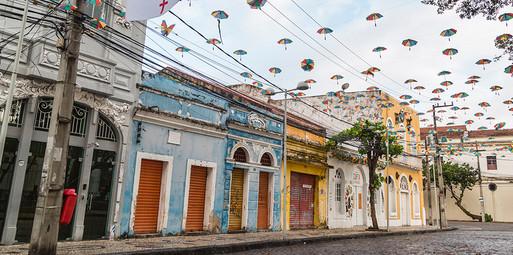 Maceió para Recife