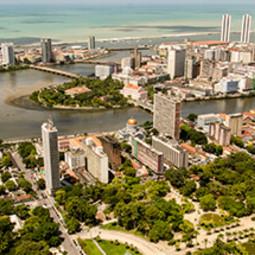 João Pessoa para Recife