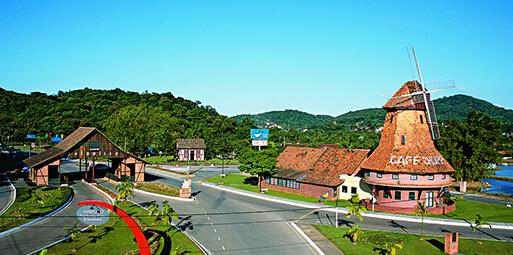 Curitiba para Joinville