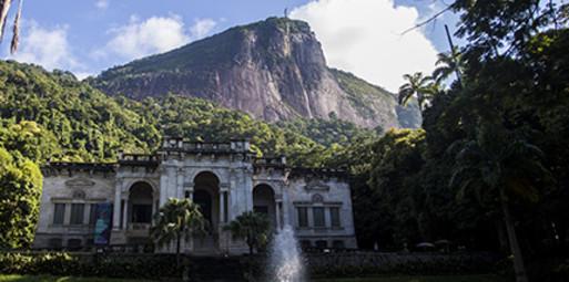 Palmas para Rio de Janeiro