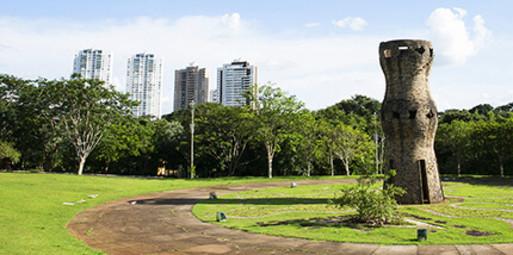 Cuiabá para Campo Grande