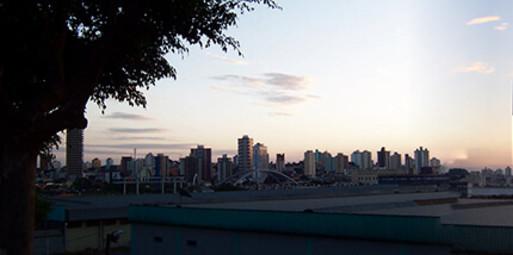 Santos para Osasco