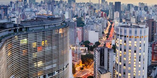 Balneário Camboriú para São Paulo