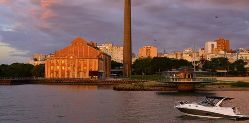 Joinville para Porto Alegre