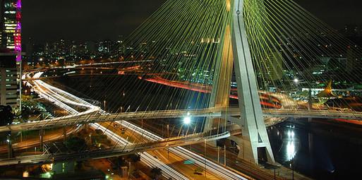 Santos para São Paulo