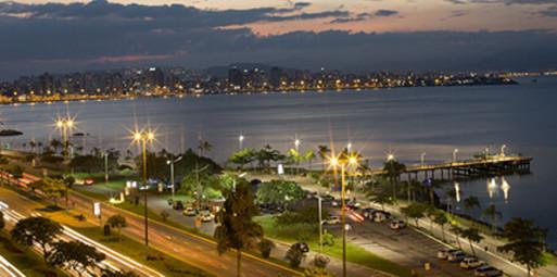 Itajaí para Florianópolis