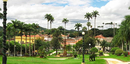 São Paulo para Vassouras