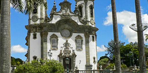 São Paulo para São João del Rei