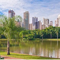 Brasília para Goiânia