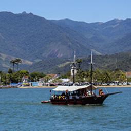 Rio de Janeiro para Paraty