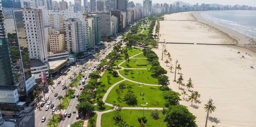Guarulhos para Santos