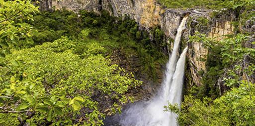 Campos Belos para Alto Paraíso de Goiás