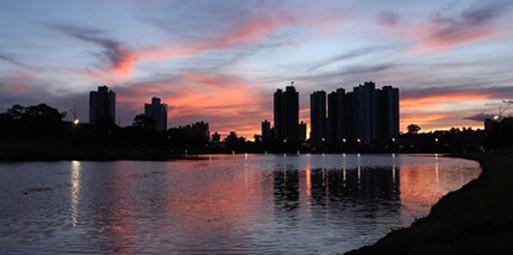 São Paulo para Campo Grande