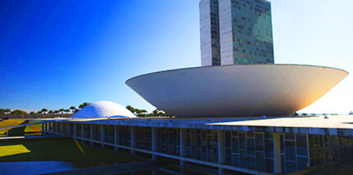 Goiânia para Brasília