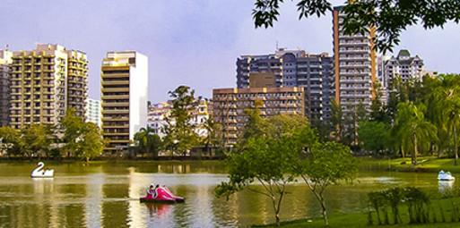 São Paulo para São Lourenço