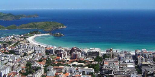 Barbacena para Cabo Frio