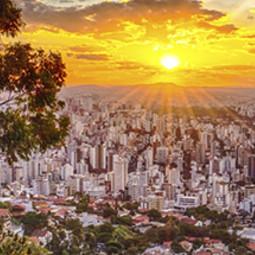 Juiz de Fora para Belo Horizonte